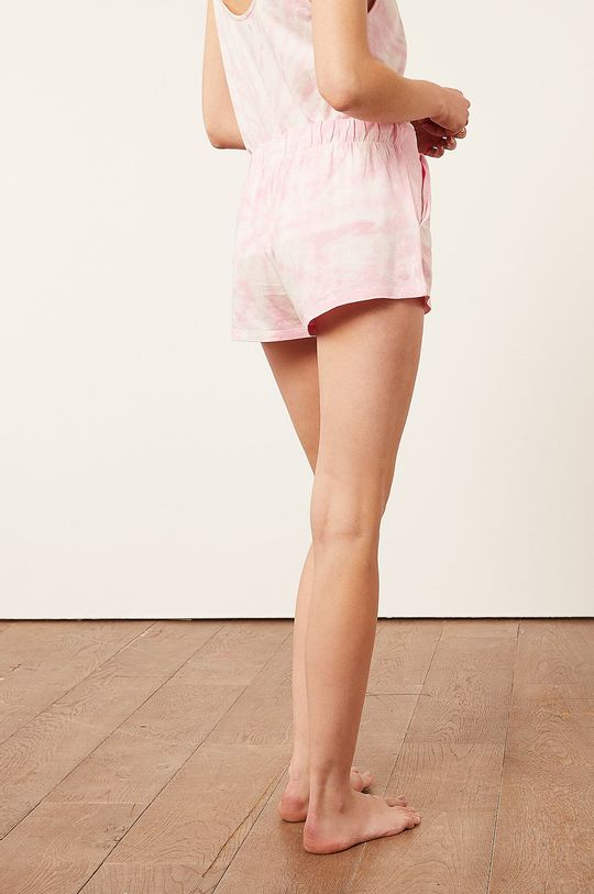 Etam - Szorty piżamowe FASIL 50 % Bawełna, 50 % Wiskoza