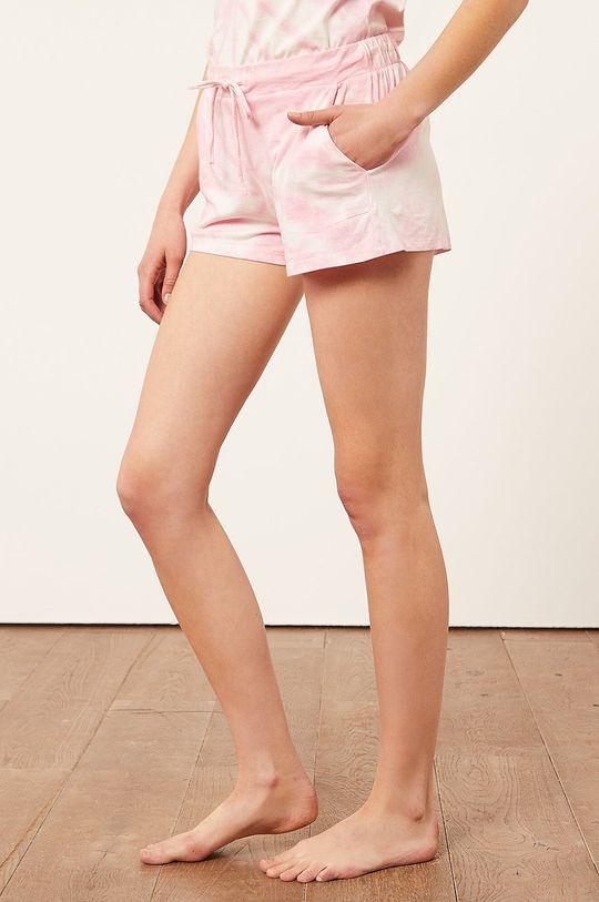 fuksja Etam - Szorty piżamowe FASIL