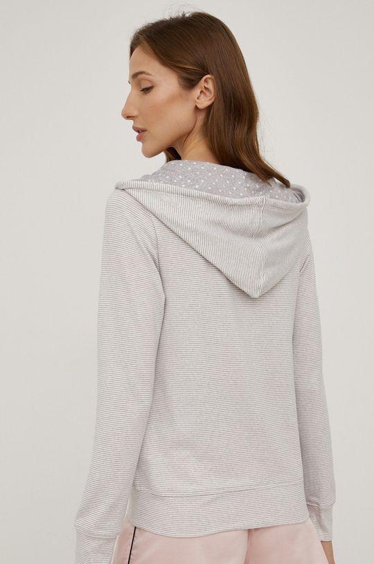 Lauren Ralph Lauren - Pyžamová mikina  5% Elastan, 95% Polyester