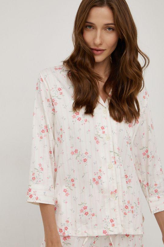 Lauren Ralph Lauren - Pyžamo smetanová
