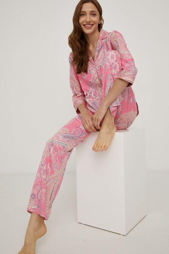 růžová Lauren Ralph Lauren - Pyžamo Dámský