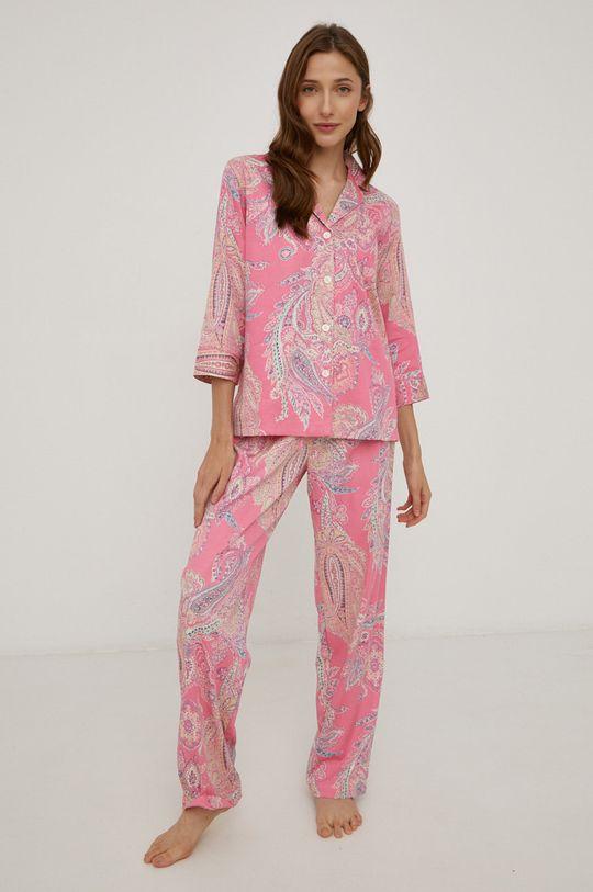 Lauren Ralph Lauren - Pyžamo růžová
