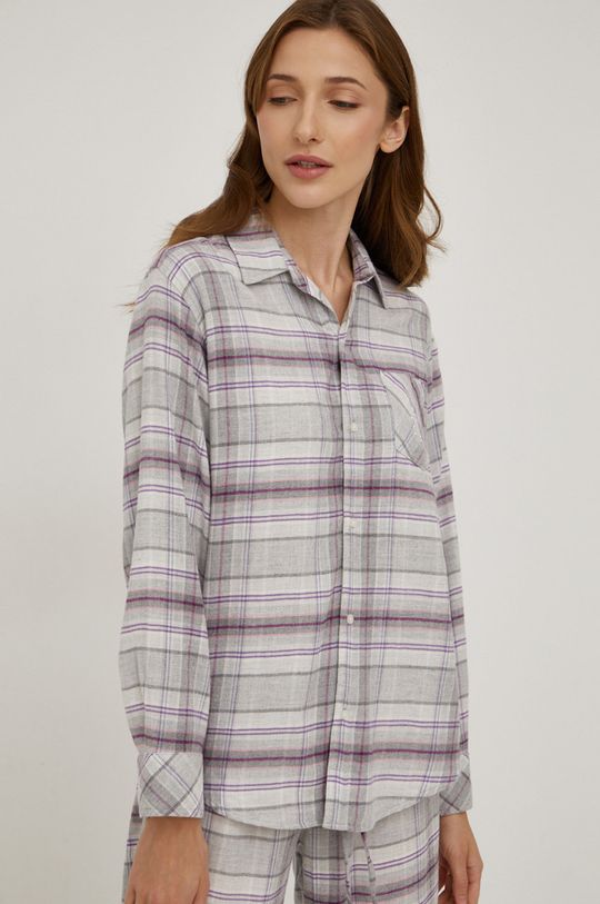 Lauren Ralph Lauren - Pyžamo šedá