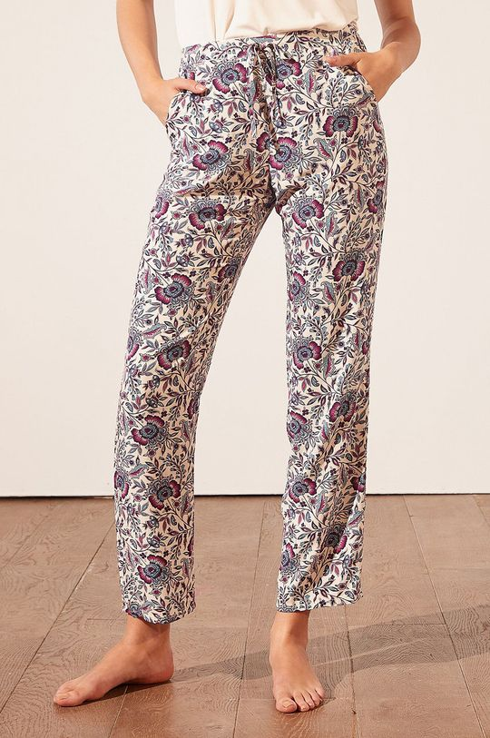 niebieski Etam - Spodnie piżamowe Bahri Damski