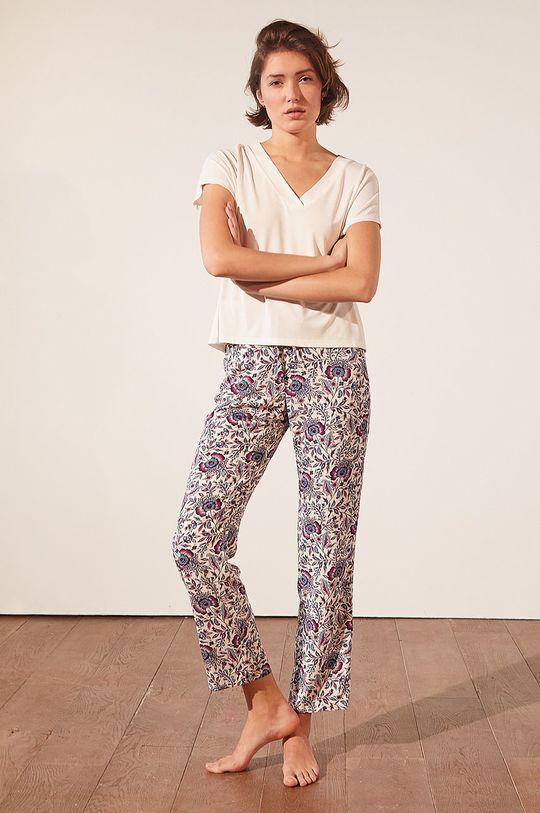Etam - Spodnie piżamowe Bahri niebieski