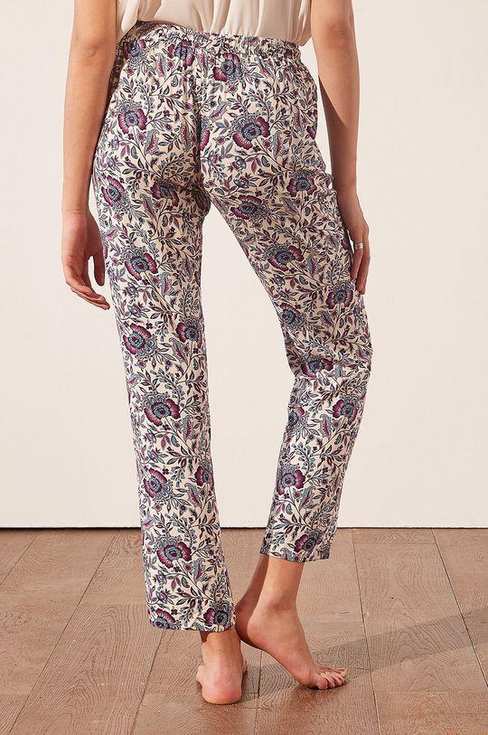 Etam - Spodnie piżamowe Bahri 100 % Wiskoza