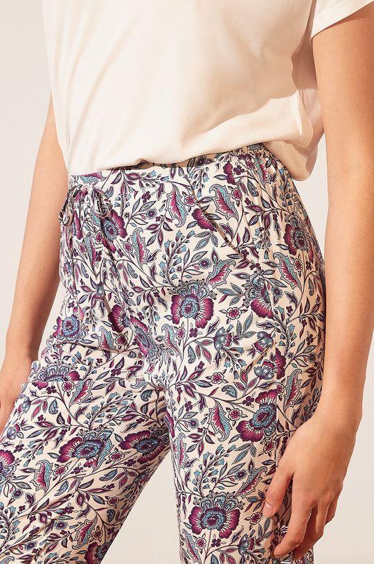 niebieski Etam - Spodnie piżamowe Bahri