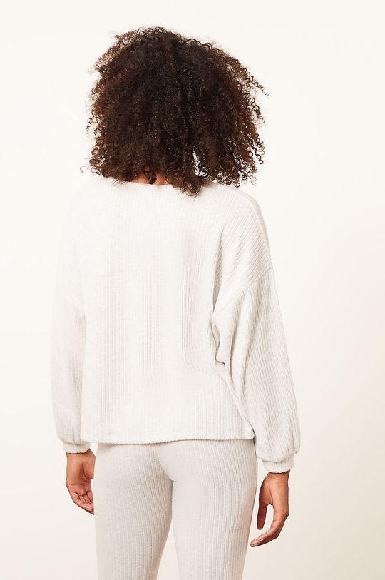 Etam - Pyžamové tričko s dlouhým rukávem Cael  4% Elastan, 62% Polyester, 34% Viskóza