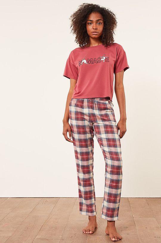 Etam - Spodnie piżamowe Yonni multicolor