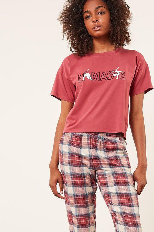 multicolor Etam - Spodnie piżamowe Yonni