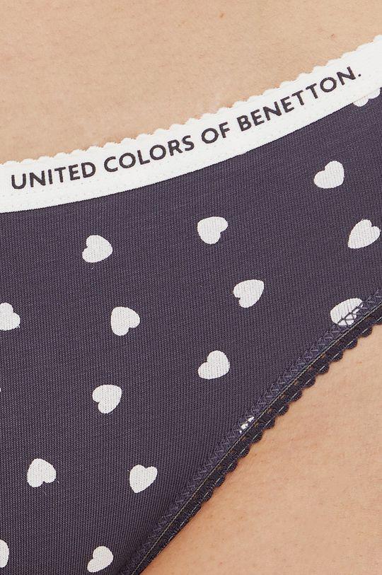 United Colors of Benetton - Figi Materiał zasadniczy: 95 % Bawełna, 5 % Elastan, Wstawki: 95 % Bawełna, 5 % Elastan