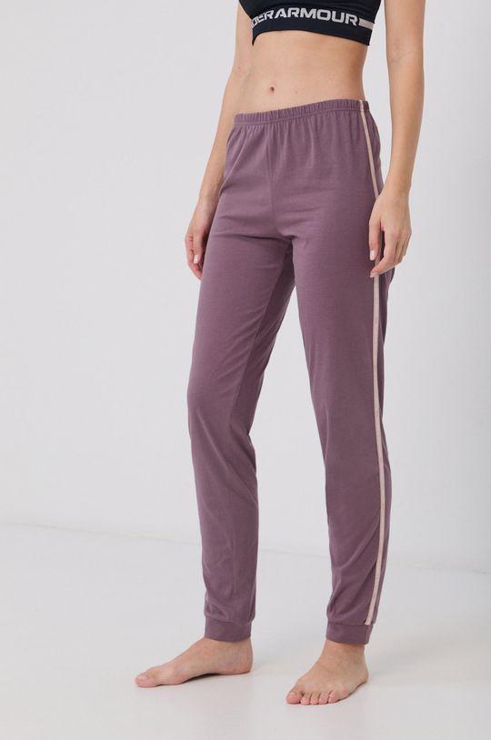 violet United Colors of Benetton - Pantaloni de pijama De femei