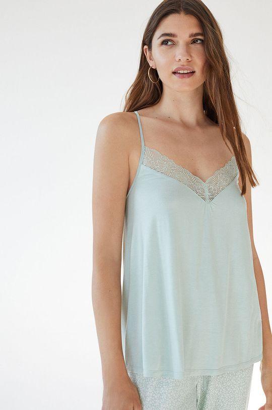 women´secret - Piżama blady zielony