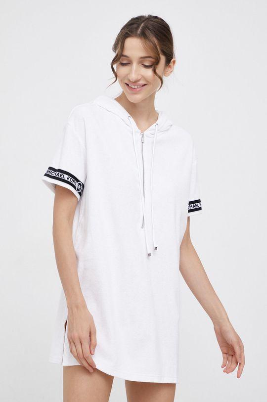 biały MICHAEL Michael Kors - Sukienka plażowa Damski
