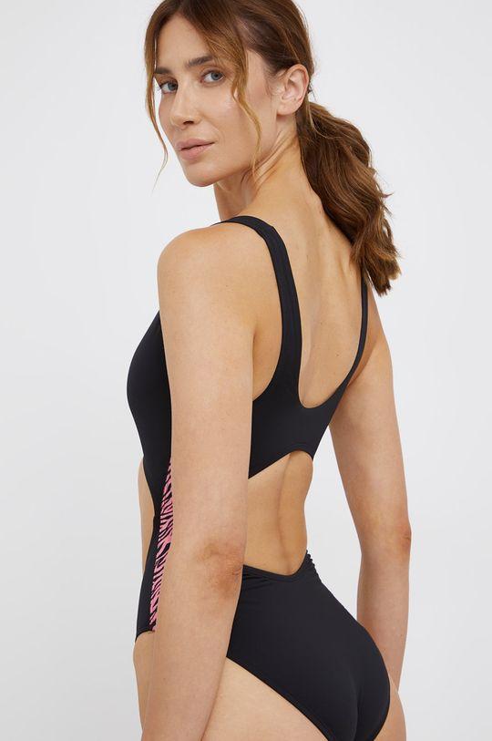 Nike - Strój kąpielowy czarny