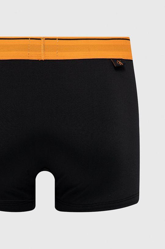 Calvin Klein Underwear - Bokserki Ck One (2-pack) Materiał zasadniczy: 9 % Elastan, 91 % Nylon, Taśma: 12 % Elastan, 58 % Nylon, 30 % Poliester