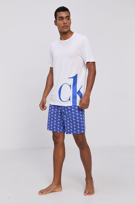 Calvin Klein Underwear - Pyžamové šortky modrá