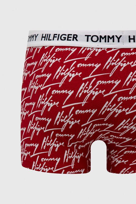 Tommy Hilfiger - Bokserki czerwony