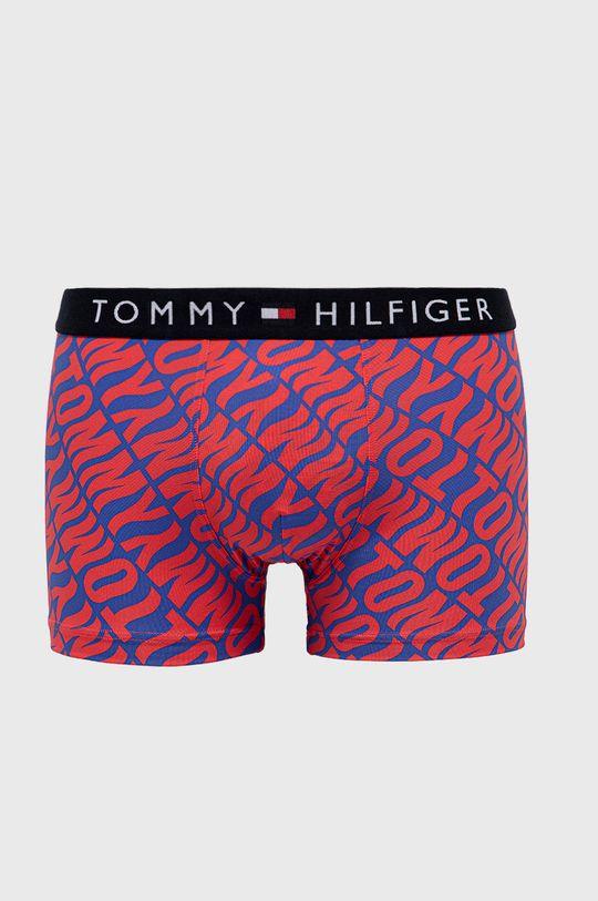 czerwony Tommy Hilfiger - Bokserki Męski