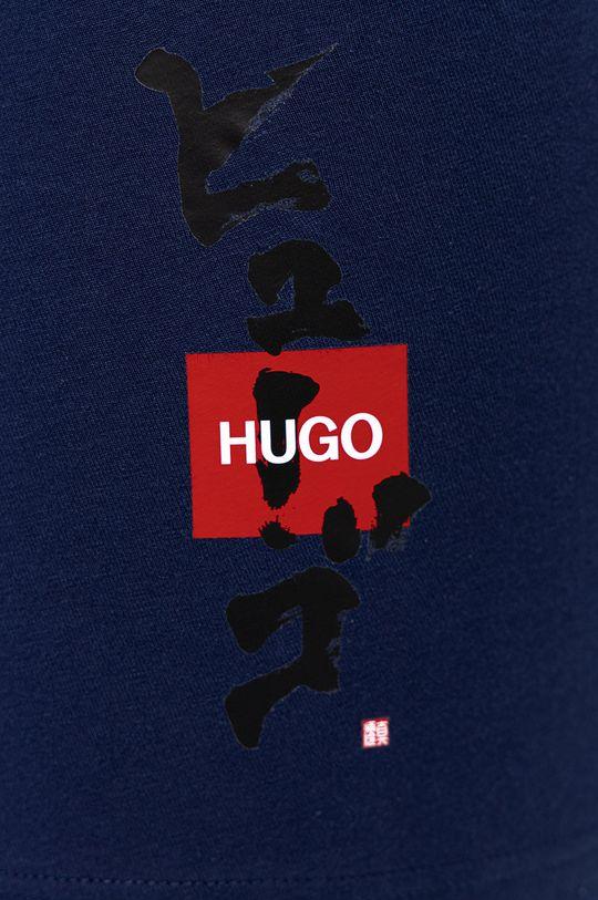 Hugo - Bokserki 95 % Bawełna, 5 % Elastan