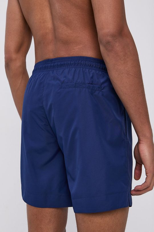 Hugo - Plavkové šortky  Podšívka: 100% Polyester Základná látka: 100% Recyklovaný polyester