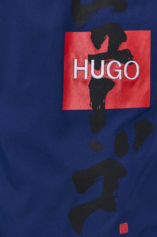 tmavomodrá Hugo - Plavkové šortky