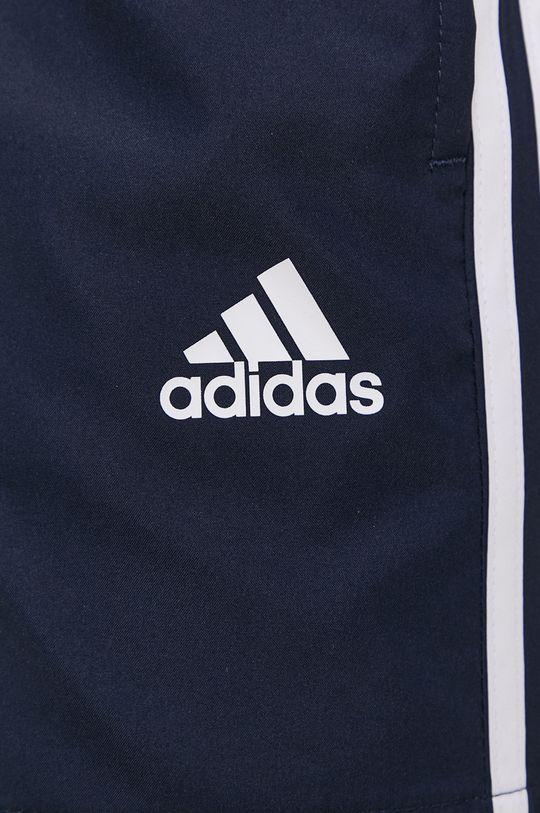 námořnická modř adidas Performance - Plavkové šortky