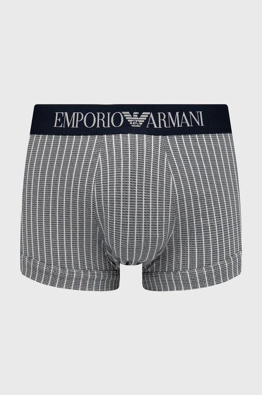 Emporio Armani Underwear - Bokserki granatowy