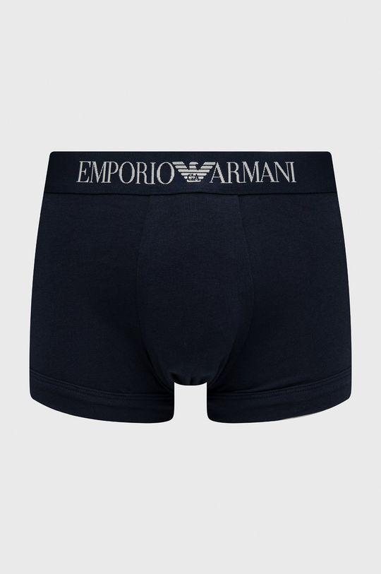 Emporio Armani Underwear - Bokserki Podszewka: 95 % Bawełna, 5 % Elastan, Materiał zasadniczy: 95 % Bawełna, 5 % Elastan, Ściągacz: 9 % Elastan, 72 % Poliamid, 19 % Poliester