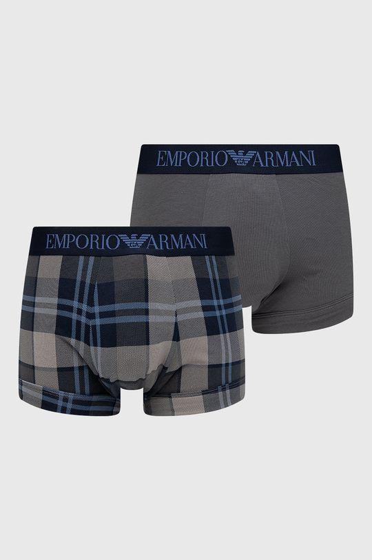 multicolor Emporio Armani Underwear - Bokserki Męski