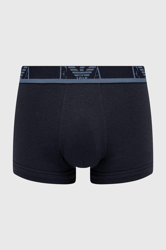 Emporio Armani Underwear - Bokserki (3-pack) granatowy