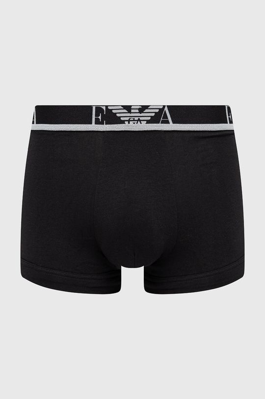 czarny Emporio Armani Underwear - Bokserki (3-pack)