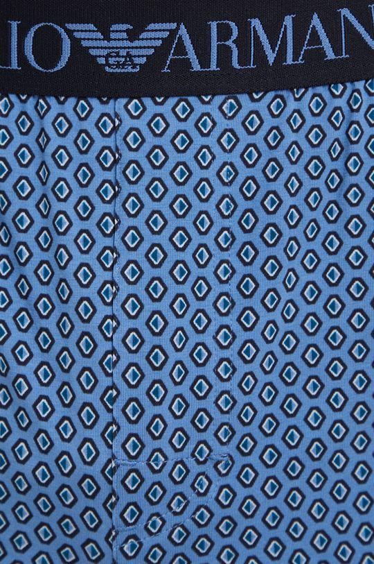 Emporio Armani Underwear - Boxerky modrá