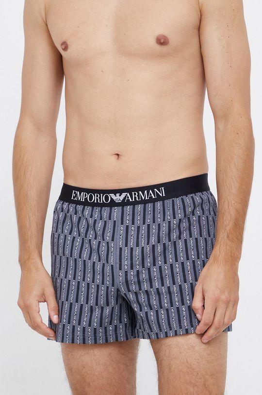 černá Emporio Armani Underwear - Boxerky Pánský