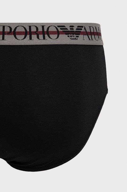 Emporio Armani Underwear - Slipy (3-pack) Męski