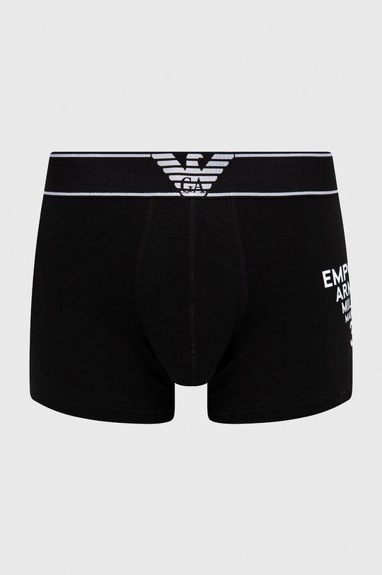 czarny Emporio Armani Underwear - Bokserki Męski