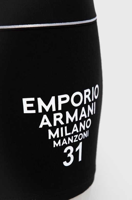 Emporio Armani Underwear - Bokserki Podszewka: 95 % Bawełna, 5 % Elastan, Materiał zasadniczy: 95 % Bawełna, 5 % Elastan, Ściągacz: 8 % Elastan, 40 % Poliamid, 52 % Poliester