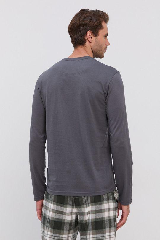 szary Emporio Armani Underwear - Piżama