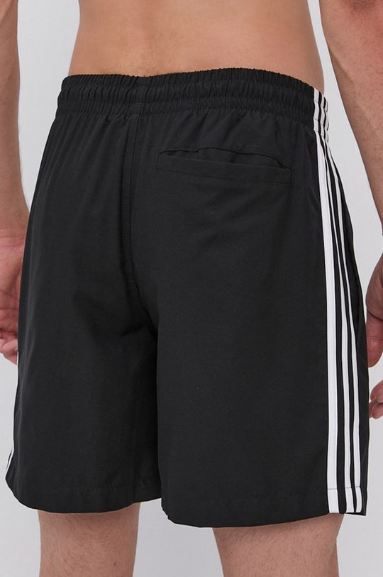 adidas Originals - Plavkové šortky černá