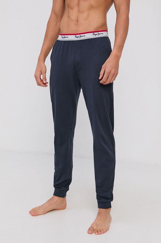 bleumarin Pepe Jeans - Pantaloni de pijama Tate De bărbați