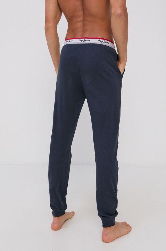 Pepe Jeans - Pantaloni de pijama Tate bleumarin