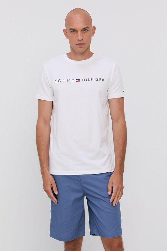 biały Tommy Hilfiger - Komplet piżamowy Męski
