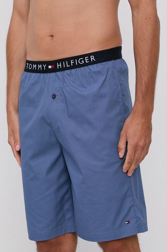 Tommy Hilfiger - Komplet piżamowy Materiał 1: 95 % Bawełna, 5 % Elastan, Materiał 2: 100 % Bawełna, Taśma: 29 % Bawełna, 7 % Elastan, 48 % Poliamid, 16 % Poliester