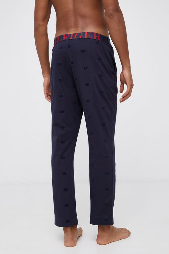 Tommy Hilfiger - Spodnie piżamowe granatowy