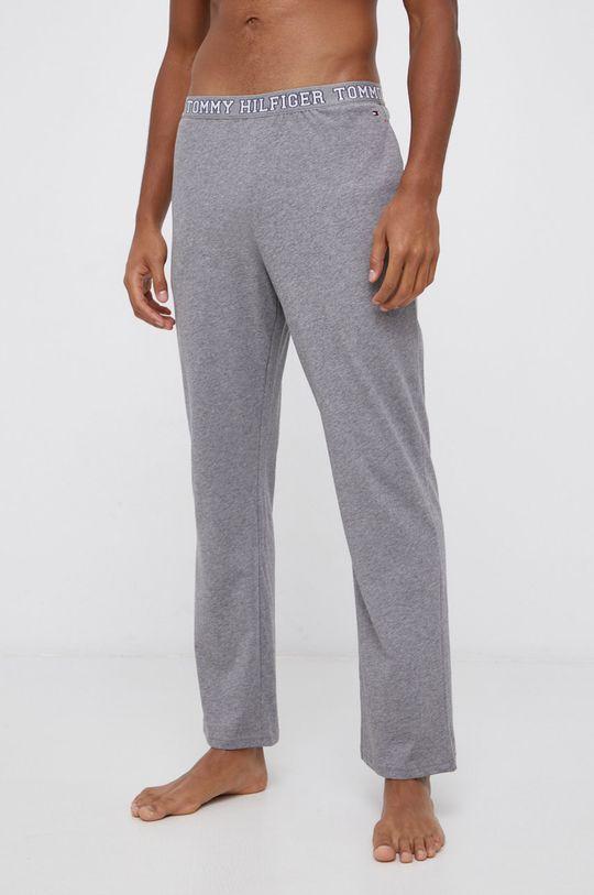 szary Tommy Hilfiger - Spodnie piżamowe Męski