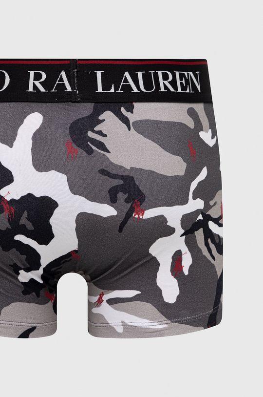 Polo Ralph Lauren - Boxerky šedá