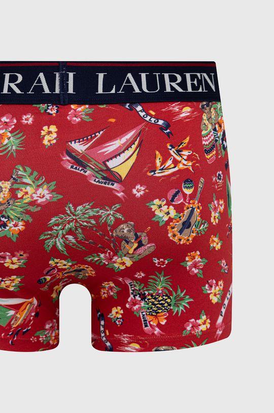 Polo Ralph Lauren - Bokserki czerwony