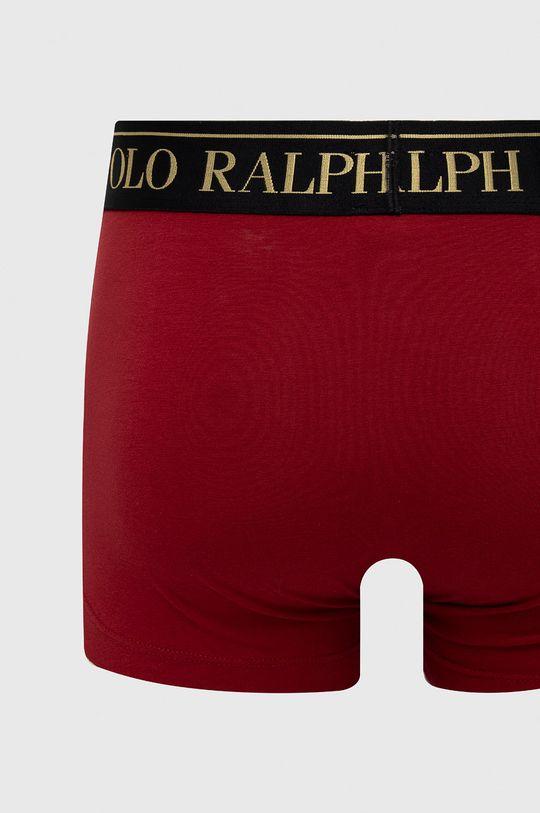 Polo Ralph Lauren - Bokserki kasztanowy