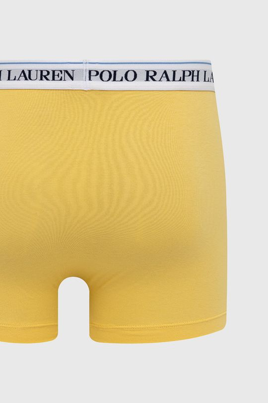 Polo Ralph Lauren - Bokserki (3-pack) 95 % Bawełna, 5 % Elastan