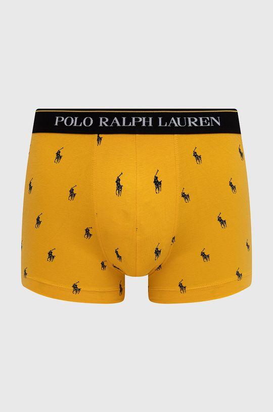 Polo Ralph Lauren - Boxerky (3-pak) viacfarebná